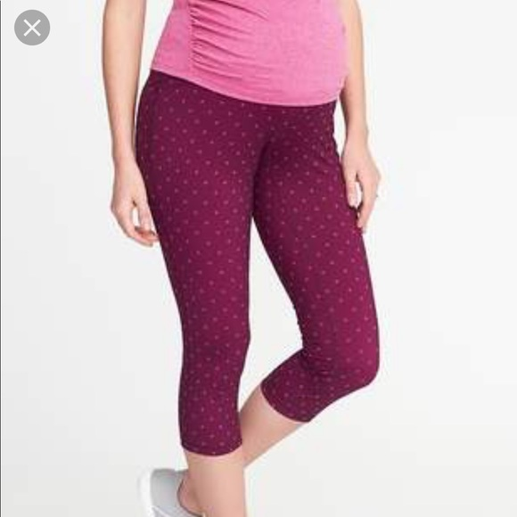 c4fcf809580a2 Old Navy Pants | Maternity Workout Tights | Poshmark